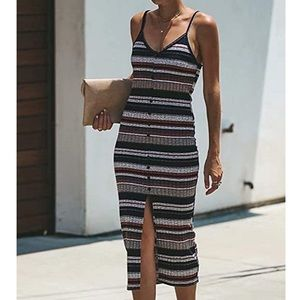 ❤️❤️ - Ribbed Dress Womens